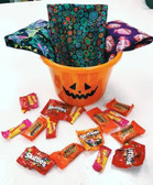 Trick or Treat!  Quilting & Sewing Cotton Fabric Surprise Bag