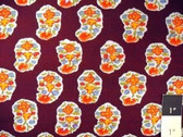 Kaffe Fassett GP75 Asha Prune Quilt Cotton Fabric By Yd