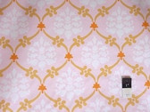 Annette Tatum OCAT02 Little House Fleur Ribbon LAMINATE Fabric By Yd