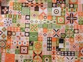 Jenean Morrison PWJM054 Power Pop Clique Strawberry Fabric By Yd