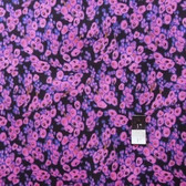 Victoria and Albert PWVA006 Benedictus Tree Buds Fuchsia Fabric By Yard