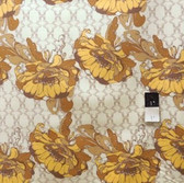 Tina Givens PWTG105 Lilliput Fields Complicated Ivory Cotton Fabric By Yd