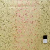 Victoria and Albert PWVA012 Garthwaite Branches Pink Fabric By Yard