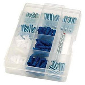085-03-3380 138 Piece Multi Pack Anchor Screw Bit Assortment