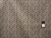 Victoria and Albert PWVA018 Bromley Divinity Brown Cotton Fabric By Yard