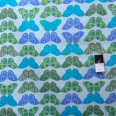 Valori Wells PWVW047 Cocoon Cashmere Sapphire Cotton Fabric By The Yard