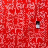 Valori Wells PWVW046 Cocoon Grace Coral Cotton Fabric By The Yard