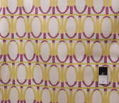 Martha Negley PWMN055 Farmington Gate Lime Fabric By Yard