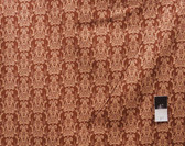 Tina Givens PWTG129 Fortiny Chandelier Droplet Chocolate Cotton Fabric By Yd