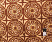 Tina Givens PWTG130 Fortiny Soiree Hazelnut Cotton Fabric By Yd