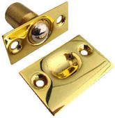 P20010-PL-E  Solid Brass Adjustable Ball Catch