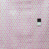 Erin McMorris EM33 Summersault Pinwheel Blush Fabric By The Yard