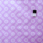Erin McMorris PWEM040 LaDeeDa Flora Dots Violet Fabric By The Yard