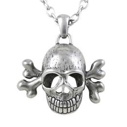 Toxic - Skull Necklace