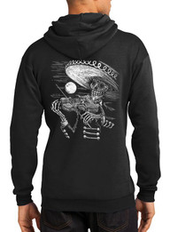 """""""Face The Music"""" Hoodie"""