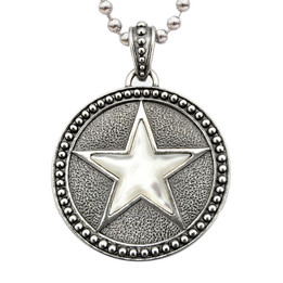 The Pentacle Necklace