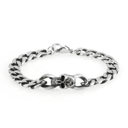 Skull Rose Bracelet
