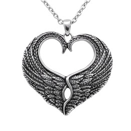 Angle Wings Love Necklace