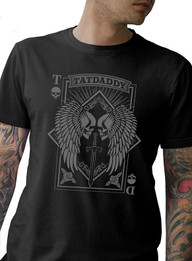 """""""Aces High"""" Mens Tee"""
