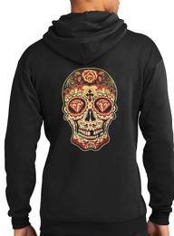 """""""Day of the Dead"""" Hoodie"""