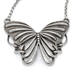 Metamorphosis - Butterfly Necklace