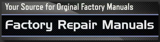 Factory Repair Manuals