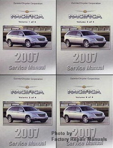 2007 Chrysler Pacifica Factory Service Manual
