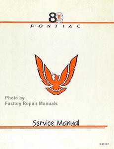 pontiac service manuals original shop books factory repair manuals rh factoryrepairmanuals com pontiac repair manual pontiac wave repair manual