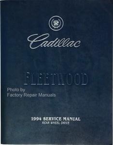 cadillac service manuals original shop books factory repair manuals rh factoryrepairmanuals com 1988 Cadillac Fleetwood 1985 Cadillac Fleetwood