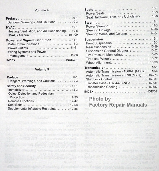 2014 chevrolet express gmc savana van factory shop service manual rh factoryrepairmanuals com chevrolet express service manual pdf 2006 chevrolet express service manual