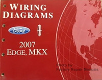 Wiring Diagrams Ford 2007 Edge, Lincoln MKX