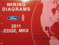 Wiring Diagrams Ford 2011 Edge, MKX