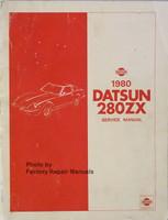 1980 Datsun 280ZX Service Manual