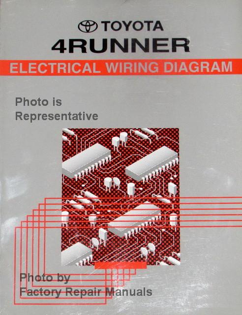 2010 toyota 4runner electrical wiring diagrams original manual rh factoryrepairmanuals com Toyota 4Runner Engine Diagram 1990 Toyota 4Runner Engine Diagram