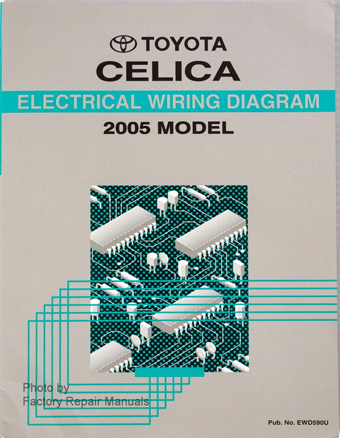 2005 Toyota Celica Wiring Diagram - Block And Schematic Diagrams •