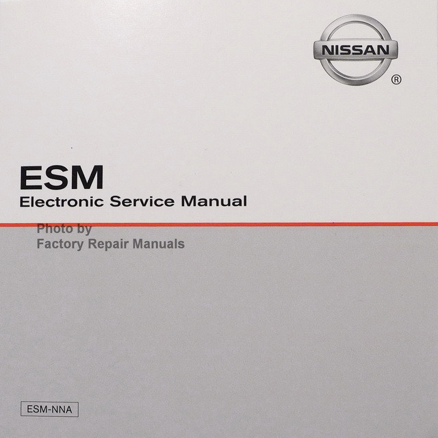 nissan 370z service repair manuals autos post 2006 Nissan Maxima Service Manual Manuals Nissan Originaservice