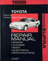 1989 Toyota Supra Repair Manual