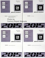 2015 Chevrolet Equinox GMC Terrain Service Manual