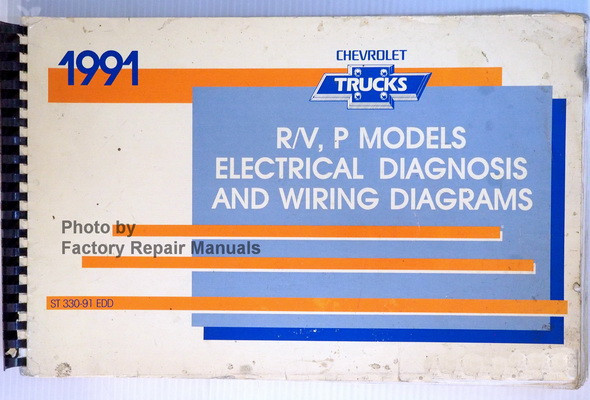 1991 Chevy Suburban Blazer P30 R  V 3500 Pickup Electrical Diagnosis  U0026 Wiring Diagrams