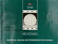 1998 Ford Mustang Electrical Vacuum and Troubleshooting Manual