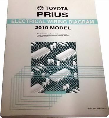 2010 toyota prius electrical wiring diagrams manual factory repair 2012 Toyota Prius Parts Catalog at 2010 Toyota Prius Wiring Diagram
