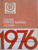 1978 Buick All Series Chassis Service Manual