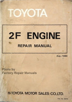 Toyota 2F Engine Repair Manual