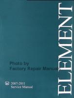 2007-2011 Honda Element Service Manual