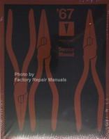 1967 Pontiac Service Manual Reprint