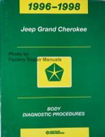 1996-98 Jeep Gran Cherokee Body Diagnostic Procedures