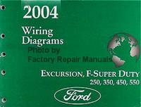 2004 Ford F250 F350 F450 F550 Super Duty Truck Amp Excursion border=