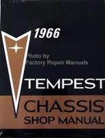 1966 Pontiac Tempest Chassis Shop Manual