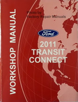 Ford 2011 Transit Connect Workshop Manual