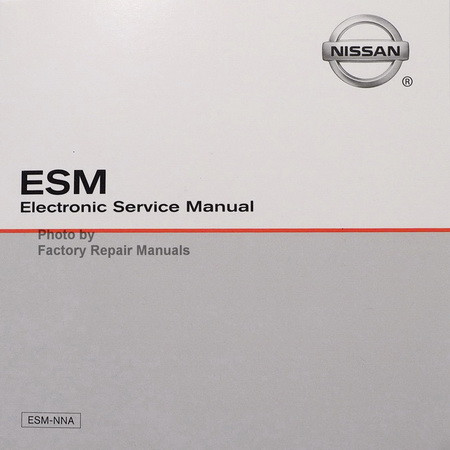 2017 nissan titan titan xd factory service manual cd rom original rh factoryrepairmanuals com 2012 nissan titan factory service manual 2007 Nissan Titan Repair Manual